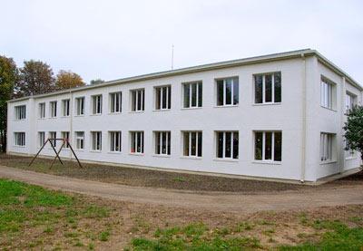 """2012-08-01 Rekonstruojamas Raseinių lopšelis – darželis """"Saulutė"""""""
