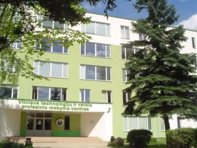2012 m. Vilniaus technologijų ir verslo profesinio mokymo centras