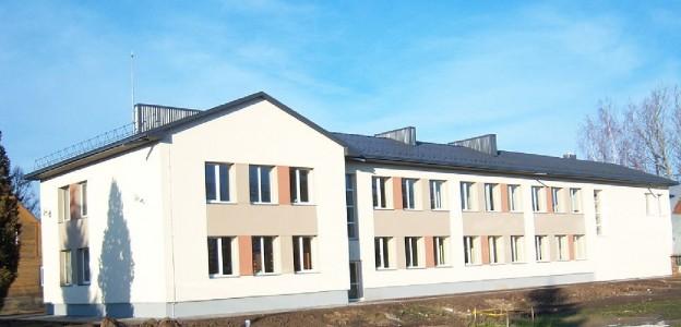 2014 m. Raseinių r. Žaiginio P. Šivickio pagrindinės mokyklos pastatas