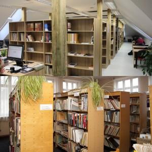 2016 m. VDU biblioteka (Prieš ir Po)