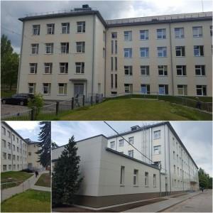 VŠĮ Respublikinė Panevėžio ligoninė po rekonstrukcijos 2016 m.