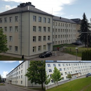 VŠĮ Respublikinė Panevėžio ligoninė -  po rekonstrukcijos 2016 m.