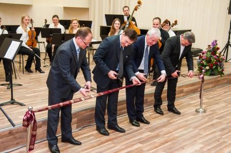 VDU muzikos akademijos atidarymas